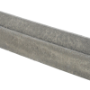 Inviso boordersteen 1,5/6x20x100 cm grijs