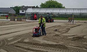Truckwash Aalsmeer - Juni 2012