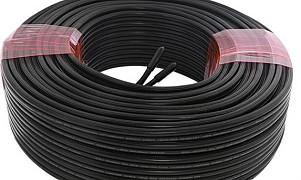 Cbl-40 Kabel 10/2 Rol van 40 meter (LET OP: dikke kabel)
