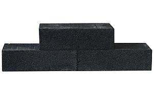 Geocolor stapelblok 15x15x60 cm Solid Black