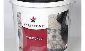 Varistone Z Steengrijs (25 kg)