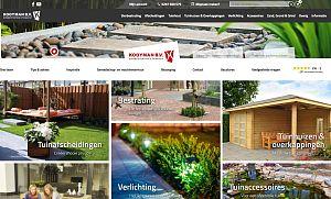 Kooyman B.V. lanceert haar nieuwe website