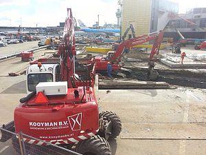 Vacature machinist grondverzetmachines