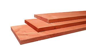 Plank Fijn bezaagd