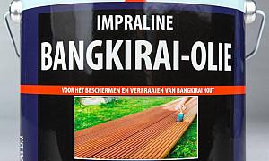 Impraline Bangkirai Olie