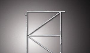 Stalen frame