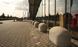Stootbanden beton